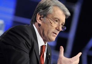 Ющенко призывает ГПУ передать дело о его отравлении в суд