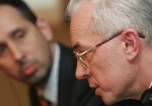 Эксперт видит в газовом конфликте с Россией катализатор отставки правительства Азарова