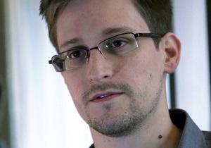 Сноуден грозит США рядом новых разоблачений
