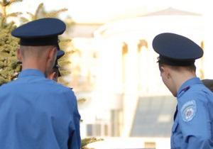 В Кривом Роге трое студентов занимались вымогательством, переодевшись в сотрудников МВД