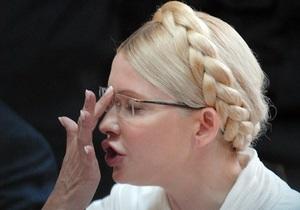 НГ: Тимошенко ждут новые уголовные дела