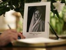 Скотланд Ярд начал расследование убийства Бхутто