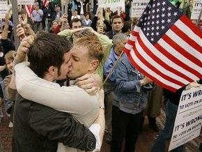 Городской совет Вашингтона узаконил однополые браки
