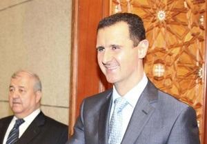 Президент Сирии объявил всеобщую амнистию