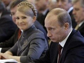 Lenta.ru: Визиты Путина и Саакашвили в Украину запомнятся шутками и оговорками