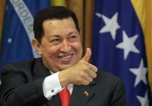 Чавес опроверг в слухи о резком ухудшении состояния своего здоровья