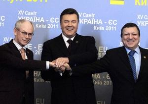 Янукович рассказал, зачем Украине Соглашение об ассоциации с ЕС