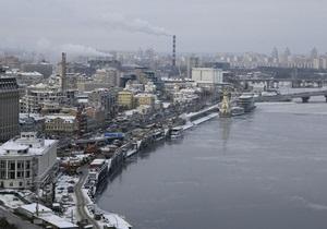 Власти Киева просят все службы города мобилизоваться для борьбы с гололедом