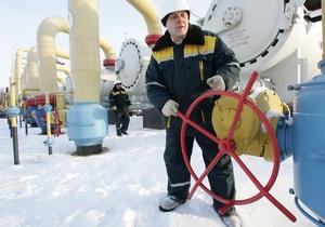 Россия вновь не смогла полностью удовлетворить потребности Италии в газе