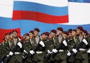 УНП требует запретить участие российских военных в парадах 9 мая