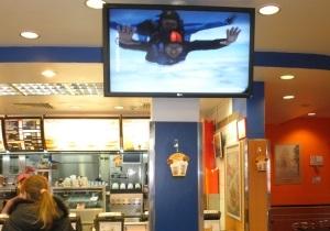 К объектам IndoorVideo компании  ПрессКом  добавлен McDonald's в Запорожье
