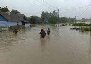 Непогода в Ивано-Франковской области: убытки достигли 300 млн грн
