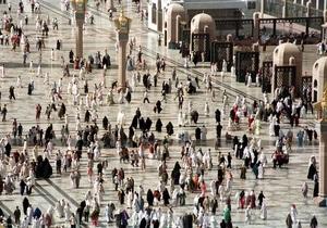 Крупнейшую мечеть Медины раширят в три раза. Храм смогут посещать 1,6 млн человек одновременно