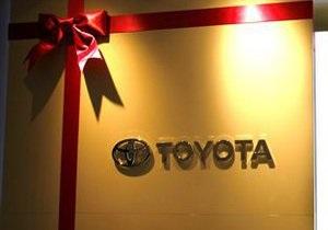 Чистая прибыль Toyota в первом полугодии составила $3,57 млрд