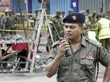 Взрыв в Шри-Ланке ранил 45 человек