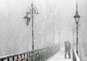 Прогноз погоды на понедельник, 21 декабря