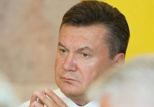 Герман: У Януковича свой стиль - он много делает и мало говорит