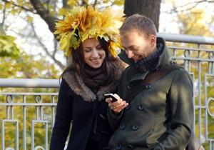 Фотогалерея: А в Киеве осень. Столица в преддверии холодов