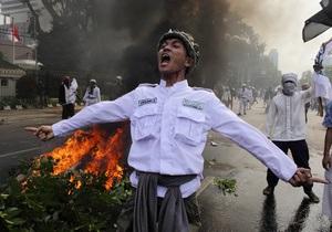 Фотогалерея: Невинность мусульман. После выхода скандального фильма мир захлестнула волна протестов