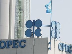 ОПЕК снизила производство нефти более чем на 5%