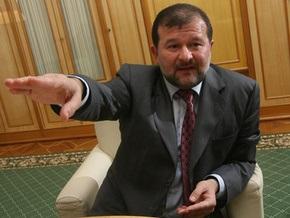 Балога считает, что Ющенко не сможет уволить Черновецкого