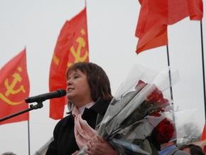 Витренко намерена добиться участия в выборах президента через Европейский суд
