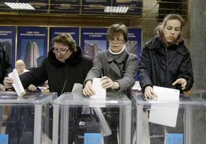 Главное - не за действующую власть: репортаж о ходе парламентских выборов в Киеве