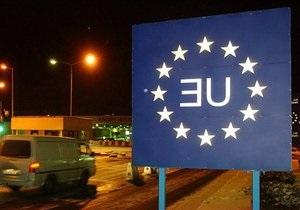 Еврокомиссию просят разъяснить, почему украинцам получить визы ряда стран ЕС сложнее, чем россиянам