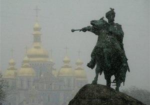 Киевские власти приглашают отметить Рождество на Михайловской площади