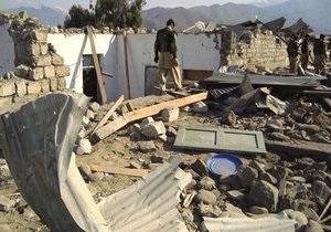 В Пакистане жертвами обрушившегося дома стали 29 человек (обновлено)