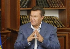 Янукович готов встретиться с Тимошенко