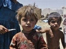 В Афганистане подорвавшись на мине погибли шестеро детей