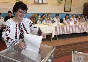 КИУ - выборы в Севастополе - новости Севастополя - КИУ: Выборы в Севастополе прошли с незначительными нарушениями