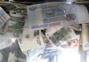 В России средний размер взятки вырос более чем в два раза