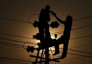 В Кировоградской области двое мужчин срезали несколько километров электропроводов