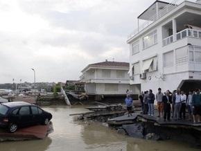 Турцию снова затопило