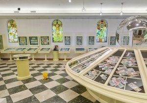 На сайте Нацбанка появилась виртуальная версия музея денег