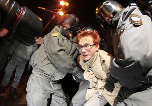 Фотогалерея: Принуждение к согласию. Российская полиция разогнала крупнейшие за последние годы митинги оппозиции