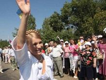 Опрос: Большинство украинцев не верят в измену Тимошенко