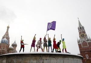 Участницы Pussy Riot готовят акцию, которая вызовет еще больший резонанс