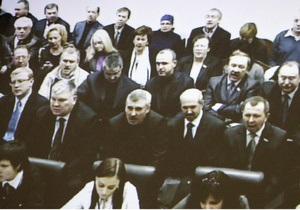 Суд подтвердил законность повторного ареста Тимошенко. Судьям скандируют  Фашисты