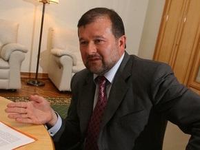Гавриш назвал причину отставки Балоги