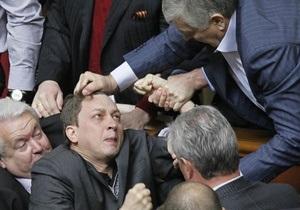 Бютовец попросил СБУ и ГПУ привлечь к ответственности регионала Стельмашенко