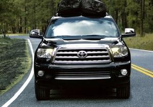 Госуправление делами закупило три авто Toyota Sequoia на полтора миллиона гривен