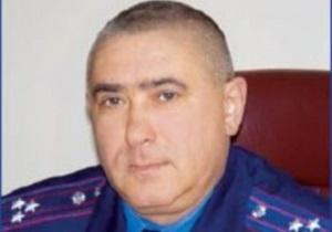 В Луганской области бывший милицейский начальник застрелился в своем автомобиле