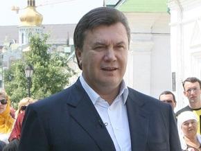 Янукович гарантировал ЕС стабильные поставки топлива