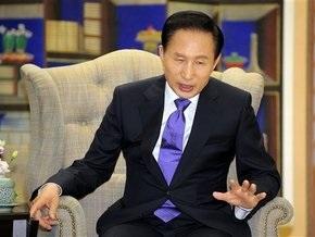 Президент Южной Кореи пожертвовал на нужды студентов $26 млн