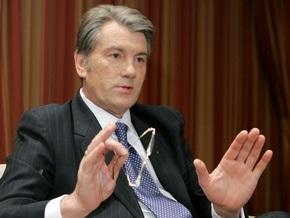 Ющенко обязуется соблюдать условия  плохой  газовой сделки