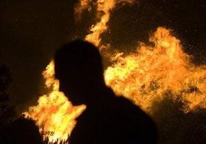 В Крыму в больнице умер симферополец, пытавшийся сжечь себя в здании Крымгаза