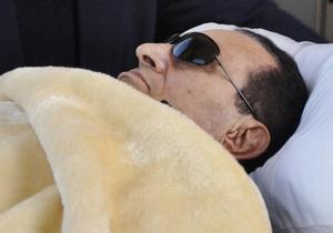Новый генпрокурор Египта может перевести Мубарака из тюремного госпиталя